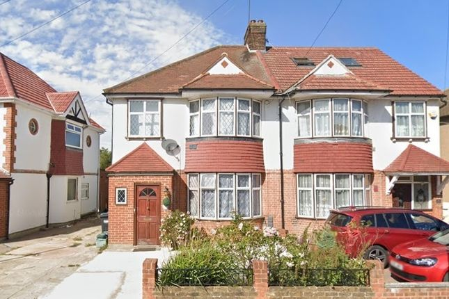 Thumbnail Semi-detached house to rent in Sutton Hall Road, Heston, Hounslow