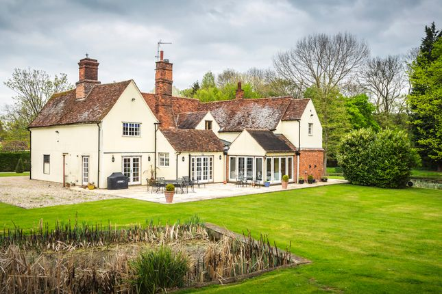 Thumbnail Property for sale in High Easter Road, Barnston, Dunmow