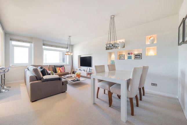 Thumbnail Flat for sale in Nottingham Terrace, Regents Park