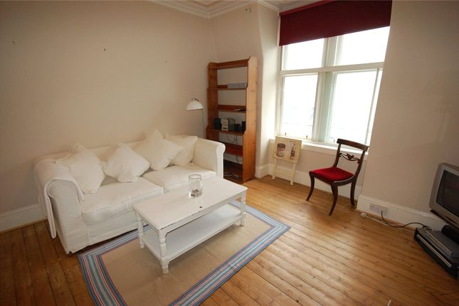 Thumbnail Flat to rent in Great Western Road, Top Right (Flat F), Aberdeen