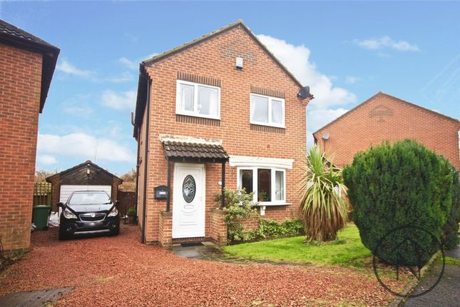 Thumbnail Detached house for sale in Weare Grove, Stillington, Stockton-On-Tees