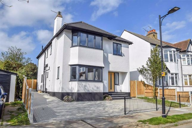Thumbnail Detached house for sale in Percy Road, Leigh-On-Sea, Essex