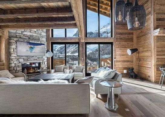 Thumbnail Detached house for sale in 73150 Val-D'isère, France