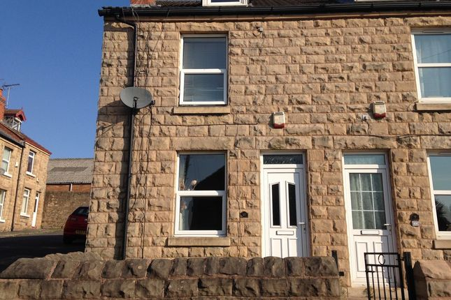 Thumbnail Terraced house to rent in Limestone Terrace, Mansfield Woodhouse, Mansfield