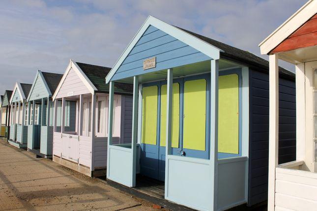 Beach Hut 5, 1 North Beach, Southwold IP18