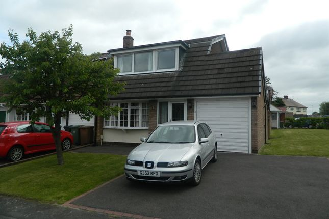 Thumbnail Detached house for sale in Hereford Close, Aldridge, Walsall