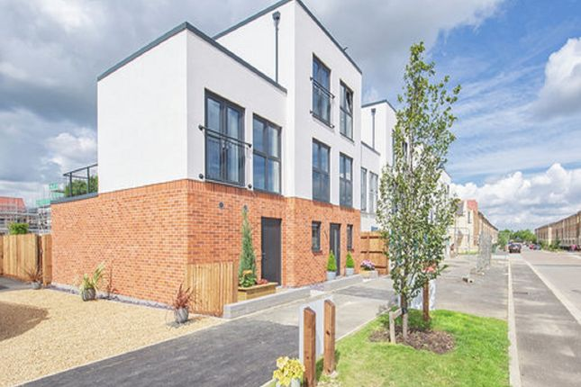 Thumbnail Semi-detached house for sale in The Avenue, Priors Hall Park, Weldon