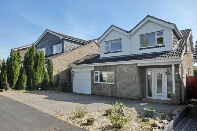4 bed detached house for sale in Dauphine Close, Coalville, Leicestershire
