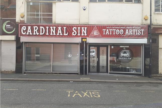 Thumbnail Retail premises to let in Ground Floor, Spring Gardens, Doncaster, South Yorkshire