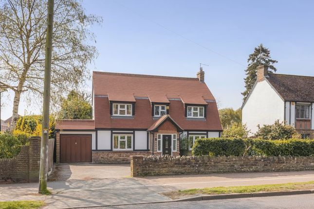 Thumbnail Detached house for sale in Guildford Road, Horsham, West Sussex
