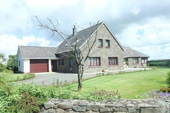 Thumbnail Farmhouse for sale in Monington, Cardigan, Pembrokeshire