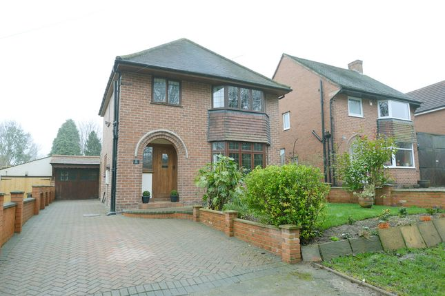 Thumbnail Detached house for sale in Mill Lane, Wingerworth, Chesterfield