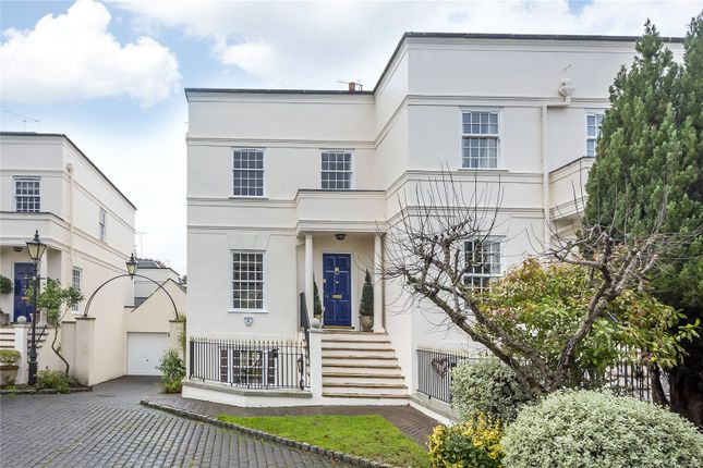 Thumbnail Semi-detached house for sale in Beaufort Close, London