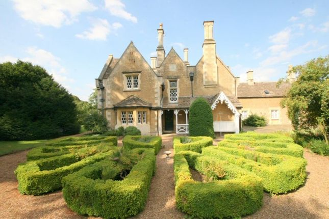 Thumbnail Detached house to rent in Burghley Park, Stamford
