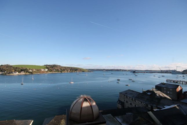Thumbnail Flat to rent in High Street, Falmouth
