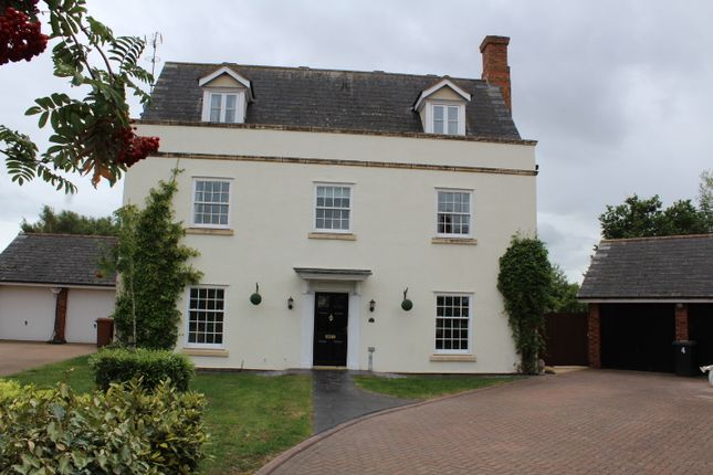 Thumbnail Detached house to rent in Oakdale Close, Wychwood Park, Weston, Cheshire