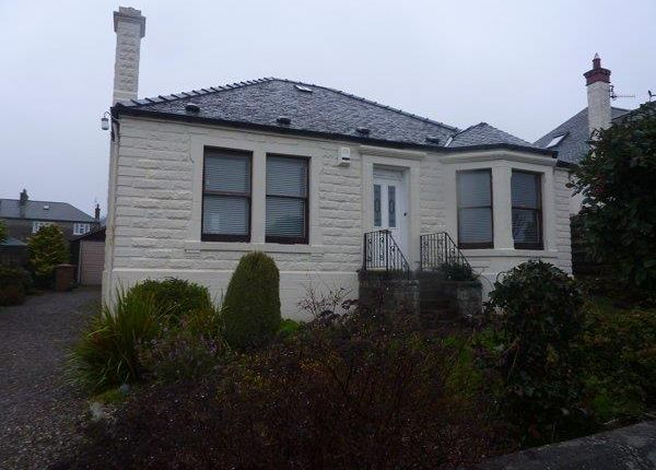 Thumbnail Detached bungalow to rent in Oxford Street, Dundee