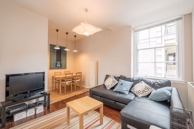 Thumbnail 1 bed flat to rent in Portsburgh Square, Old Town