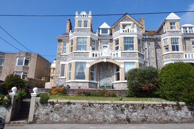 Thumbnail Flat for sale in Tywarnhayle Road, Perranporth