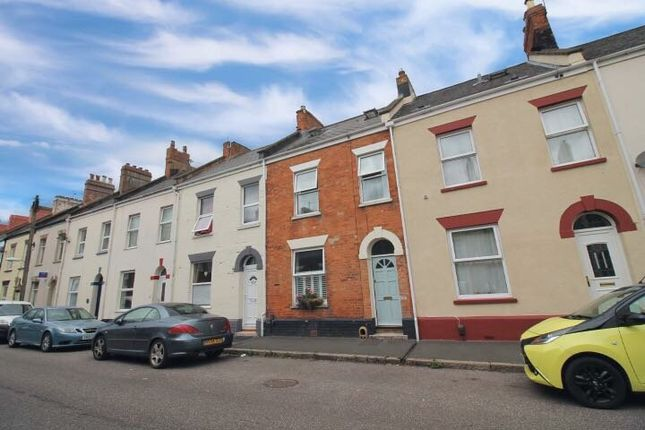 Thumbnail Terraced house to rent in Regent Street, Exeter