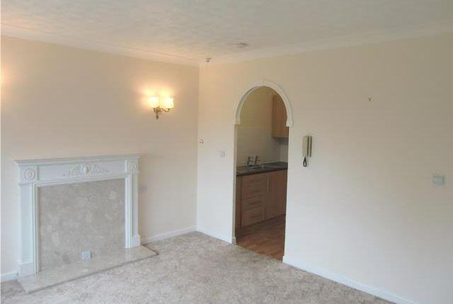Thumbnail Flat to rent in Mckernan Court, High Street, Sandhurst, Berkshire
