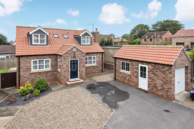 Thumbnail Detached house for sale in Sycamore Close, Carnaby, Bridlington