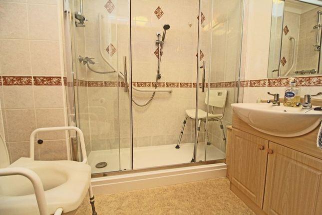 Shower Room of Lalgates Court, Northampton NN5