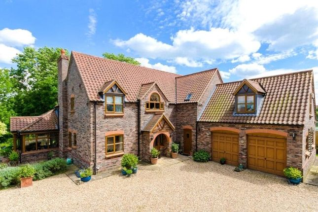 Thumbnail Detached house for sale in Brandon, Grantham