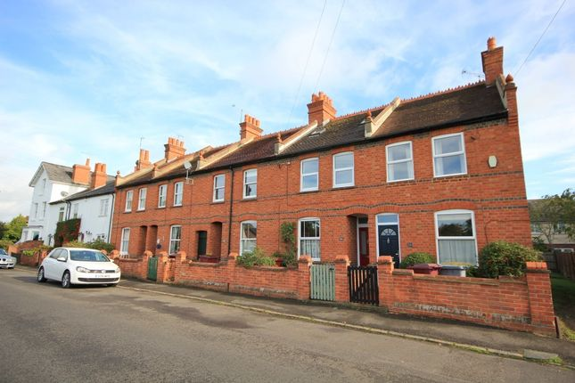 Thumbnail End terrace house for sale in Kidmore End Road, Emmer Green, Reading