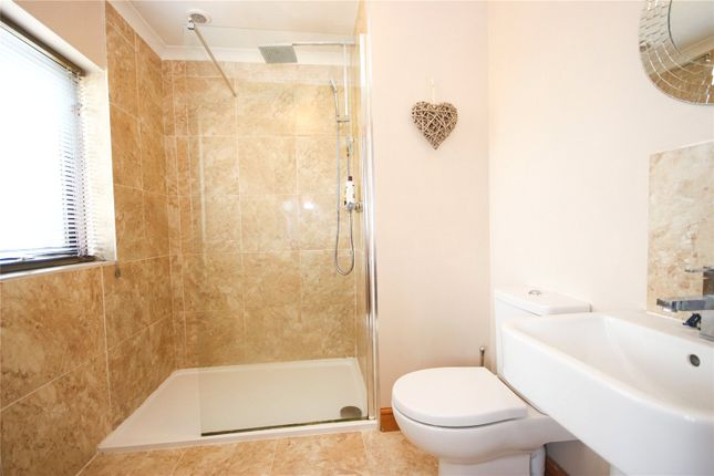 Ensuite of 30 Fairybead Park, Stainton, Penrith, Cumbria CA11