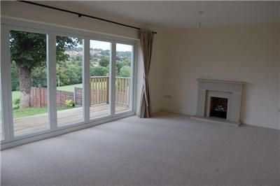Thumbnail Detached house to rent in Arundel Drive, Rodborough, Stroud