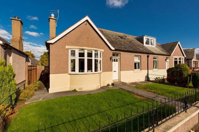 Thumbnail Semi-detached bungalow for sale in 9 Riverside Gardens, Musselburgh