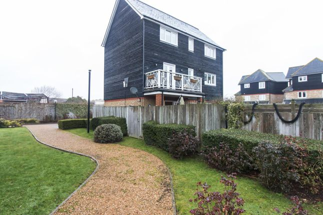 Thumbnail Property for sale in Waterside Close, Faversham
