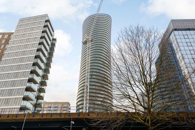 Development of Arena Tower, Crossharbour Plaza, Canary Wharf E14