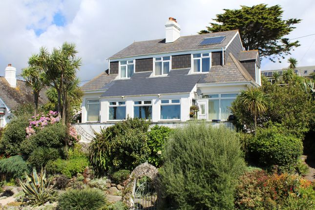 Thumbnail Detached house for sale in Trewelloe Road, Praa Sands
