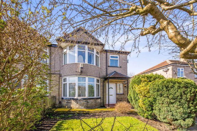 Thumbnail Semi-detached house for sale in Duchy Grove, Bradford