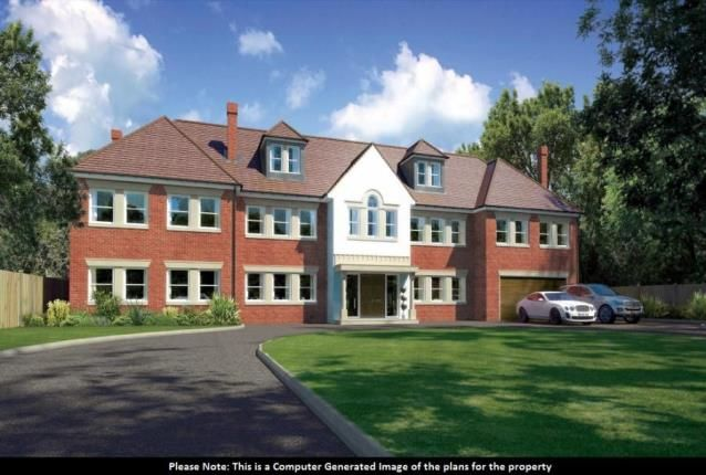 Thumbnail Detached house for sale in Nancy Downs, Watford, Hertfordshire