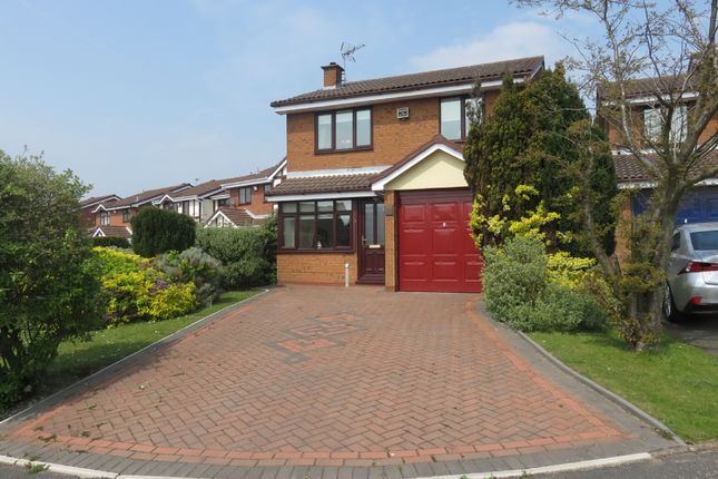 Thumbnail Detached house for sale in Gairloch Road, Willenhall