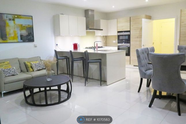 Thumbnail End terrace house to rent in Well Grove, London