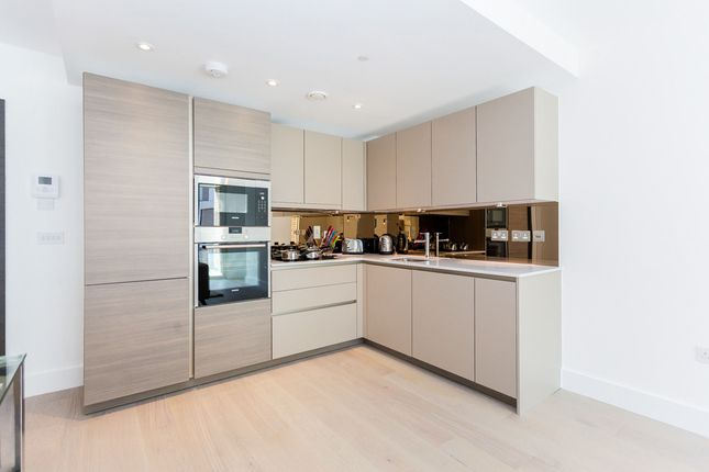 Thumbnail Flat to rent in 28 Quebec Way, London