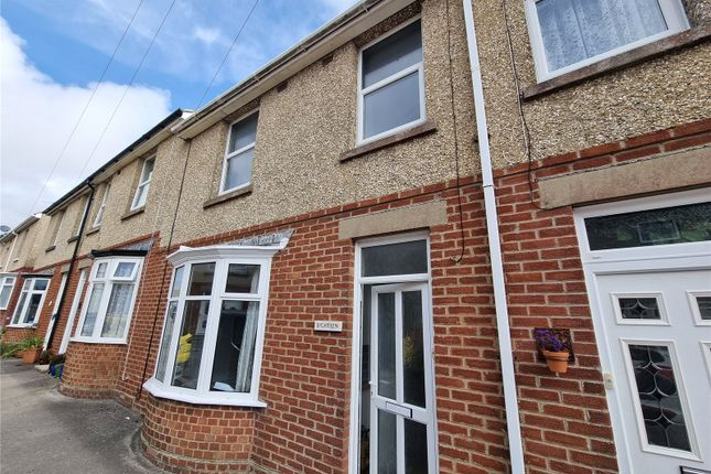 3 bed terraced house to rent in St Georges Estate Road, Portland, Dorset DT5