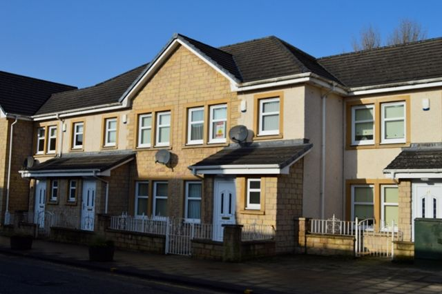 Thumbnail Terraced house for sale in New Street, Stonehouse, South Lanarkshire