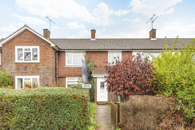 Thumbnail Terraced house to rent in Peregrine Close, Bracknell