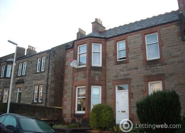 Thumbnail Flat to rent in Victoria Terrace, Dunfermline, Fife
