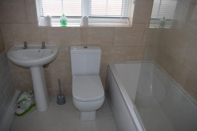 Bathroom of Whitworth Lane, Fallowfield, Manchester M14