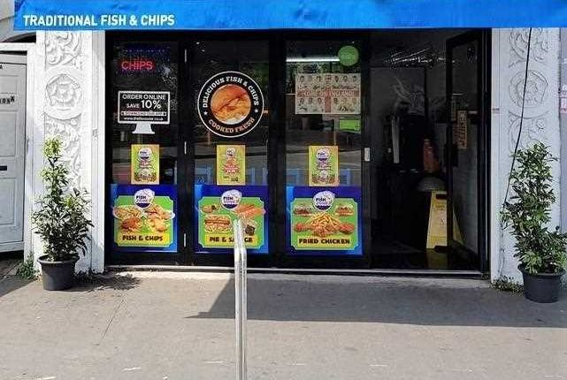 Thumbnail Restaurant/cafe for sale in Crossbrook Street, Cheshunt, Waltham Cross