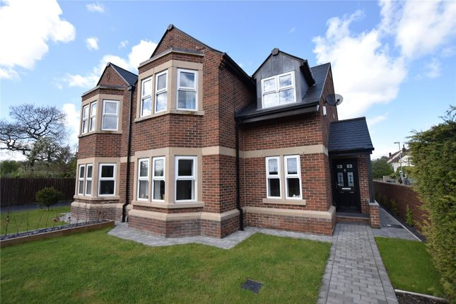 Thumbnail Semi-detached house to rent in Main Street, Shadwell, Leeds