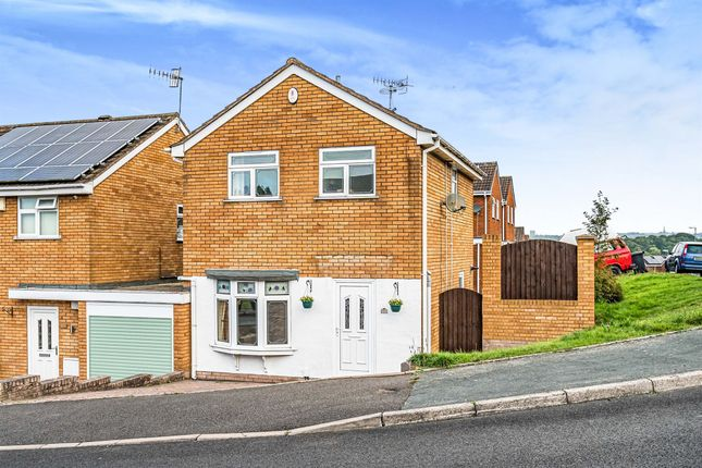 Thumbnail Detached house for sale in Nottingham Way, Brierley Hill