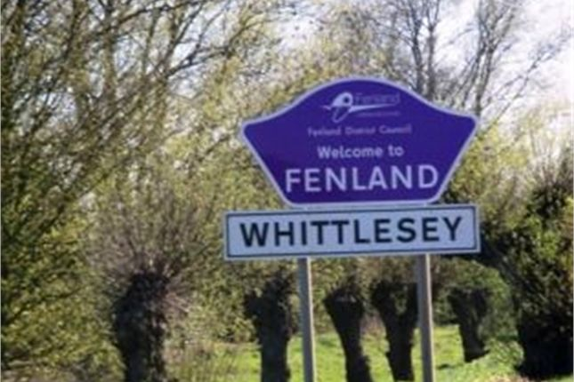 Whittlesey Property Prices In Whittlesey
