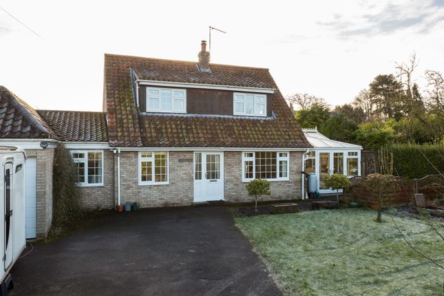 Thumbnail Detached house for sale in Tennis Court Lane, Tollerton, York